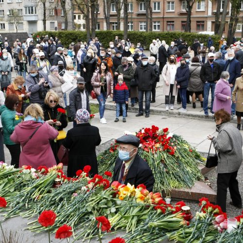 Pergalės dienos minėjimas Klaipėdoje  © V. Liaudanskio nuotr.