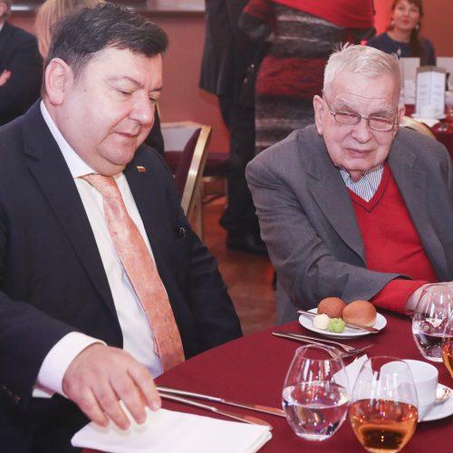 Nacionaliniai maldos pusryčiai  © M. Morkevičiaus / ELTOS nuotr.