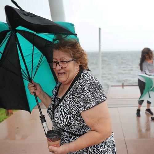 """Uraganas """"Dorian"""" siaučia Bahamose  © Scanpix nuotr."""