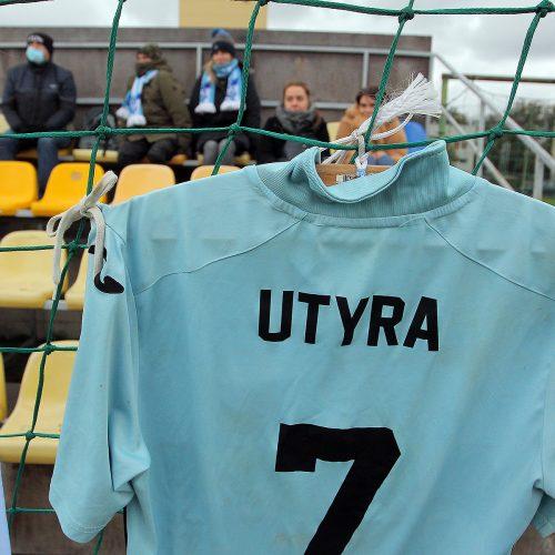 """I lyga: """"Hegelmann Litauen"""" – FK """"Jonava"""" 2:1  © Evaldo Šemioto nuotr."""
