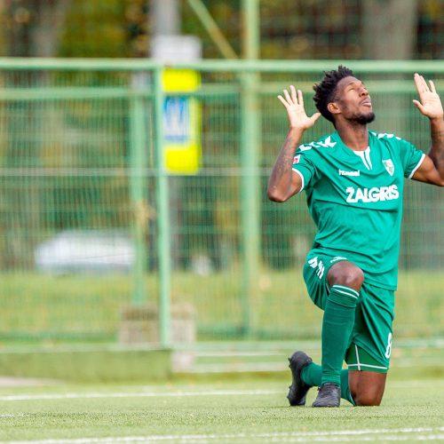 """Hegelmann"" – ""Kauno Žalgiris"" 1:2   Lietuvos futbolo A lyga"
