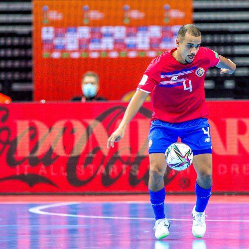 Kosta Rika – Venesuela 0:1   Futsalo PČ  © Evaldo Šemioto nuotr.