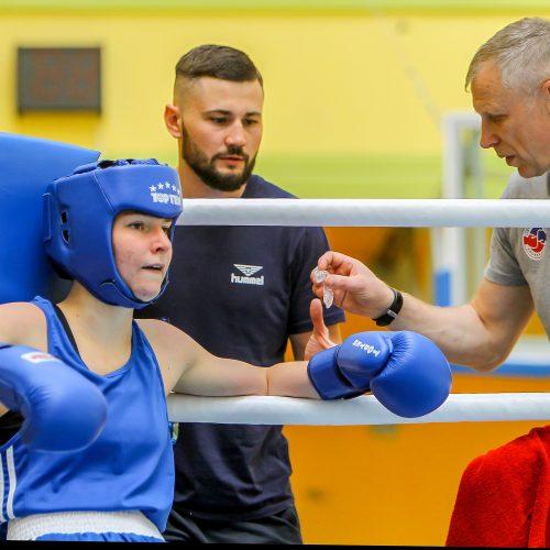 V.Buikos atminimo bokso turnyro pusfinaliai  © Evaldo Šemioto nuotr.