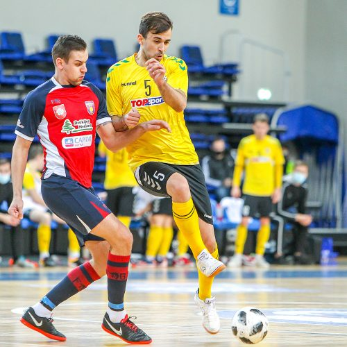 "Futsalo A lyga: ""Dainava"" – ""Vytis"" 2:6"