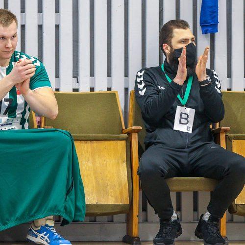 """LRL: """"Granitas"""" – """"Vilnius"""" 37:35  © Evaldo Šemioto nuotr."""