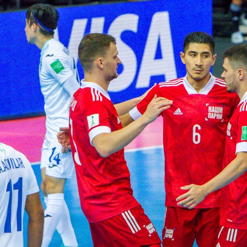 Gvatemala – RFS 1:4   Futsalo PČ  © Evaldo Šemioto nuotr.