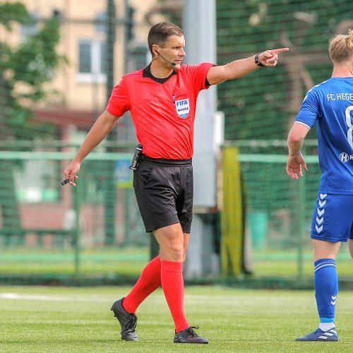 """I lyga: """"Hegelmann Litauen"""" – Vilniaus BFA 4:0  © Evaldo Šemioto nuotr."""