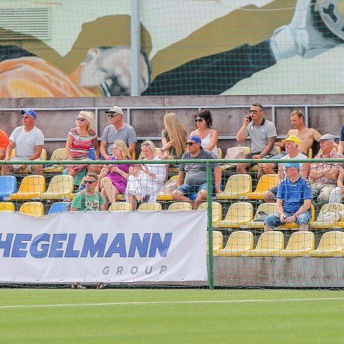 "I lyga: ""Hegelmann Litauen"" – ""Panevėžys-B"" 4:0  © Evaldo Šemioto nuotr."