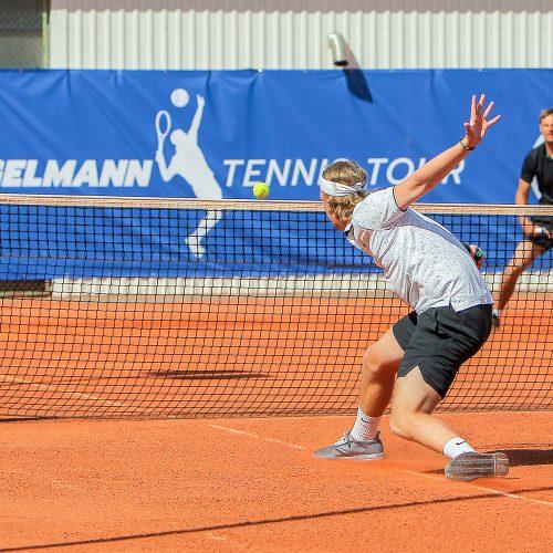 """""""Hegelmann Tennis Tour"""" turnyras  © Evaldo Šemioto nuotr."""