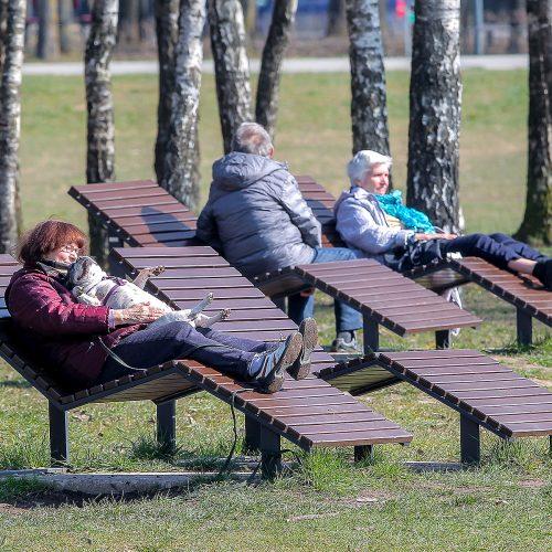 Karantinas Kaune. 13-oji diena  © Evaldo Šemioto nuotr.