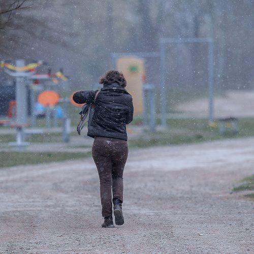 Karantinas Kaune. 14-oji diena  © Evaldo Šemioto nuotr.