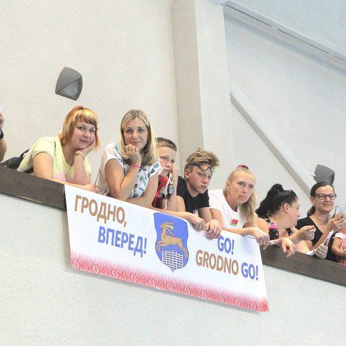"""""""Kaunas Grand Prix 2019"""" plaukimo varžybos   © Evaldo Šemioto nuotr."""