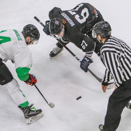 """LLRČ: """"Baltų ainiai"""" – """"Kaunas Hockey"""" 6:10  © Evaldo Šemioto nuotr."""