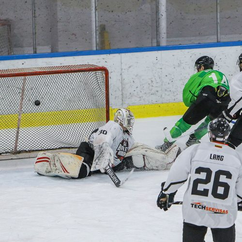 """LLRČ: """"Kaunas Hockey"""" – """"Baltų ainiai"""" 5:4  © Evaldo Šemioto nuotr."""