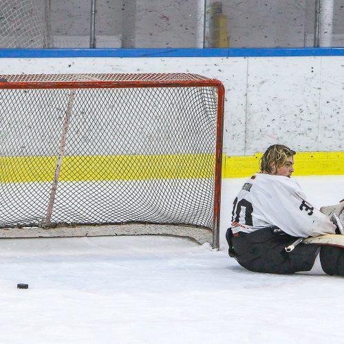 """LLRČ: """"Kaunas Hockey"""" – """"Baltų ainiai"""" 5:4"""