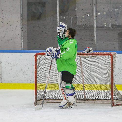 """LLRČ: """"Kaunas Hockey"""" – """"Energija-GV"""" 5:2  © Evaldo Šemioto nuotr."""