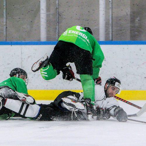 """L.ritulys: """"Kaunas Hockey"""" – """"Hockey Punks"""" 3:5"""