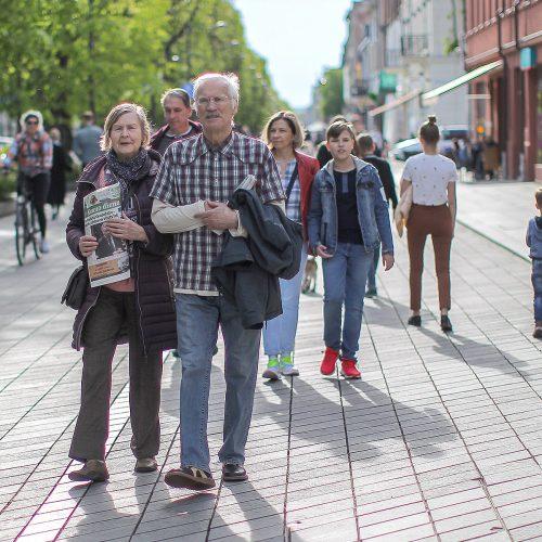 Kaunas švenčia 612-ąjį gimtadienį  © Evaldo Šemioto nuotr.