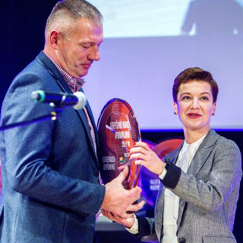 Krepšinio namų apdovanojimai 2019  © Evaldo Šemioto nuotr.