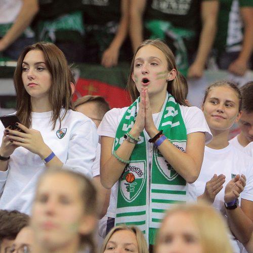 "Eurolyga: ""Žalgiris"" – ""Baskonia"" 58:70  © Evaldo Šemioto nuotr."