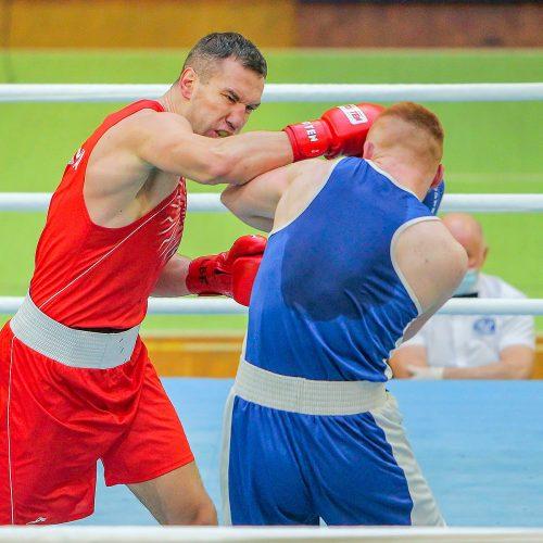 Lietuvos bokso čempionatas 2020. Finalai  © Evaldo Šemioto nuotr.