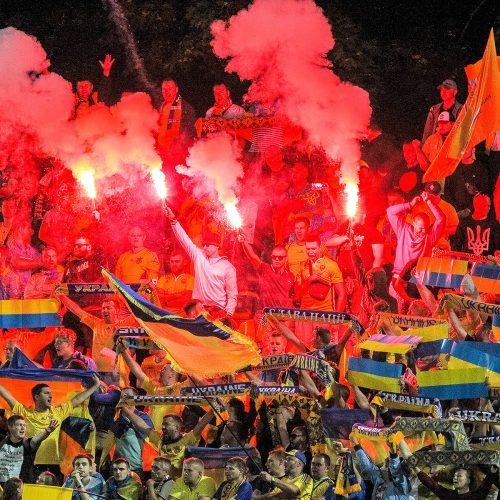 EURO 2020 atranka: Lietuva – Ukraina 0:3