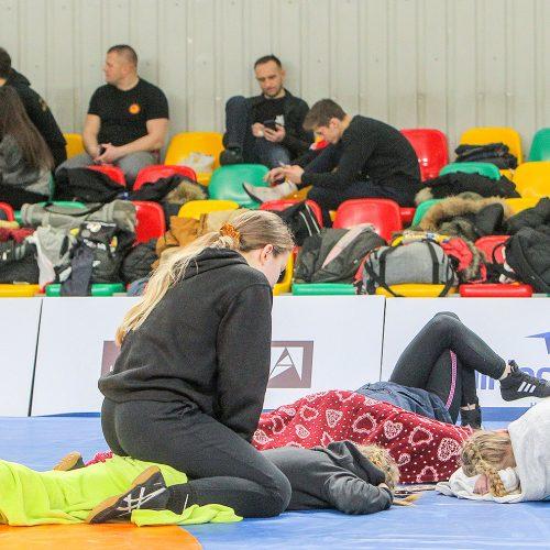 Lietuvos imtynių čempionatas 2019  © Evaldo Šemioto nuotr.