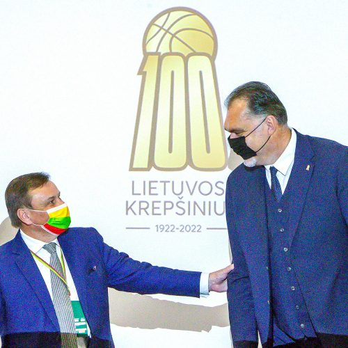 LKF prezidento rinkimai