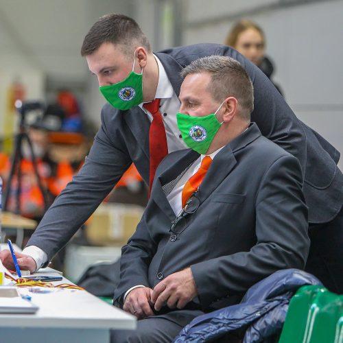 Lietuvos dziudo čempionatas 2021 [1 diena]  © Evaldo Šemioto nuotr.