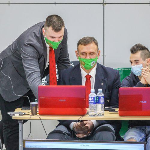 Lietuvos dziudo čempionatas 2021 [2 diena]  © Evaldo Šemioto nuotr.