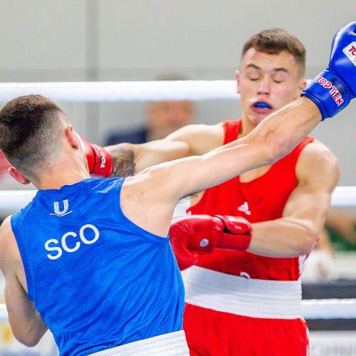 A. Šociko bokso turnyro ketvirtfinaliai