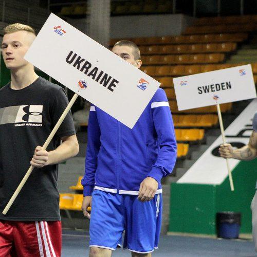 Boksas. A.Šociko turnyro pradžia  © Evaldo Šemioto nuotr.