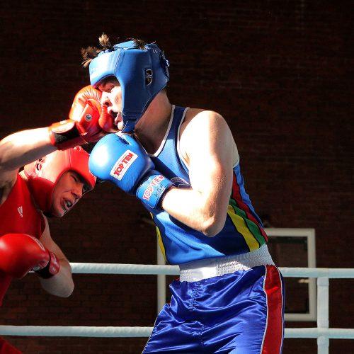 R. Tamulio bokso turnyro ketvirtfinaliai