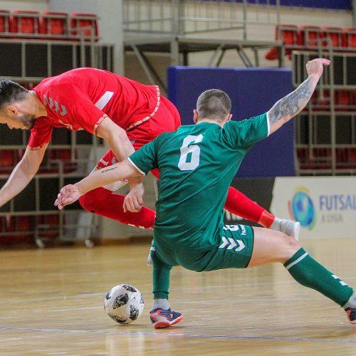 """Futsalas: """"Vytis"""" – """"Sportidus"""" 4:1"""