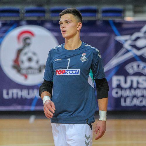 """Futsalas: """"Vytis"""" – """"Tiumen"""" 2:4"""