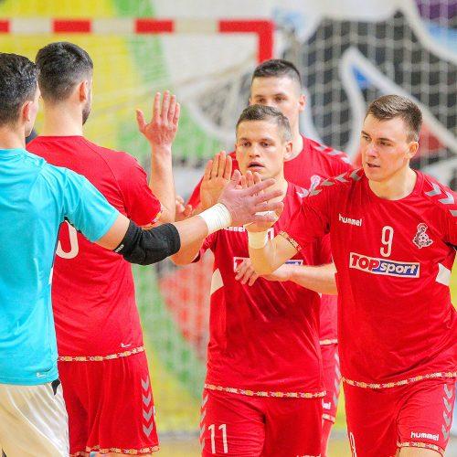 "Futsalas: ""Vytis"" – ""Akmenė"" 2:2"