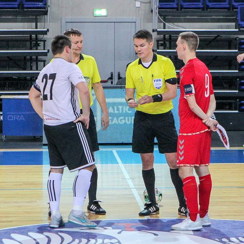 """Baltijos futsalo lyga: """"Vytis"""" – """"Rezekne"""" 5:1  © FK """"Vytis"""" / E. Šemioto nuotr."""