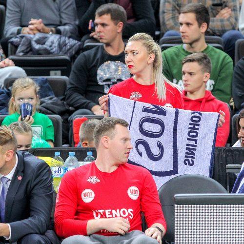 """LKL: """"Žalgiris"""" – """"Juventus"""" 86:80  © Evaldo Šemioto nuotr."""