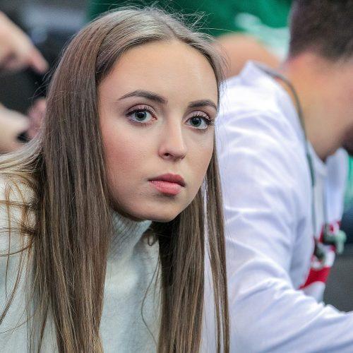 "Eurolyga: ""Žalgiris"" – ""Real"" 86:73  © Evaldo Šemioto nuotr."