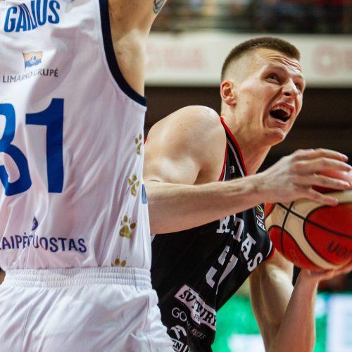 """""""Betsafe–LKL"""" pusfinalis: Vilniaus """"Rytas"""" - Klaipėdos """"Neptūnas""""  © P. Peleckio/Fotobanko nuotr."""