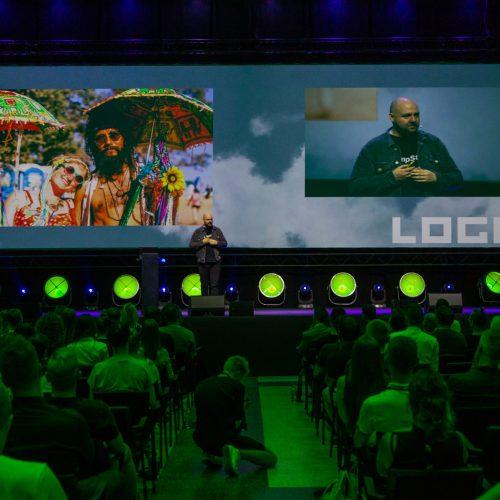 Prasidėjo tryliktasis inovacijų festivalis LOGIN 2019