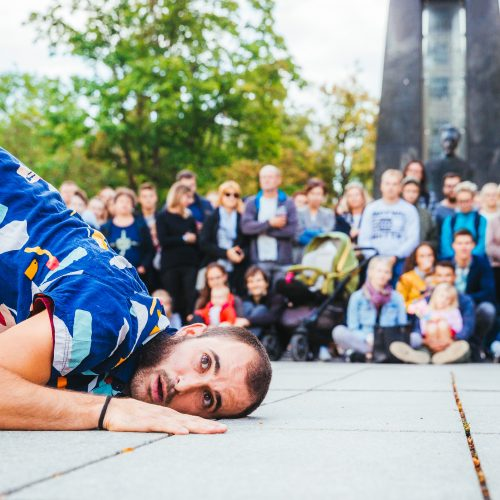 """""""Spot"""" festivalis Vilniuje  © I. Gelūno/Fotobanko nuotr."""