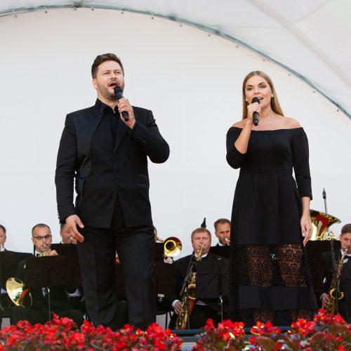 Šventinis koncertas Daukanto aikštėje  © G. Skaraitienės / Fotobanko nuotr.