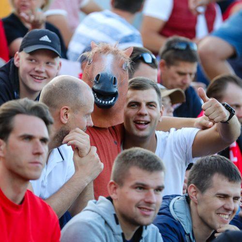 """Marijampolės """"Sūduva""""– Budapešto """"Ferencvaros""""  © T. Biliūno/Fotobanko, Valdo Vyšniausko nuotr."""