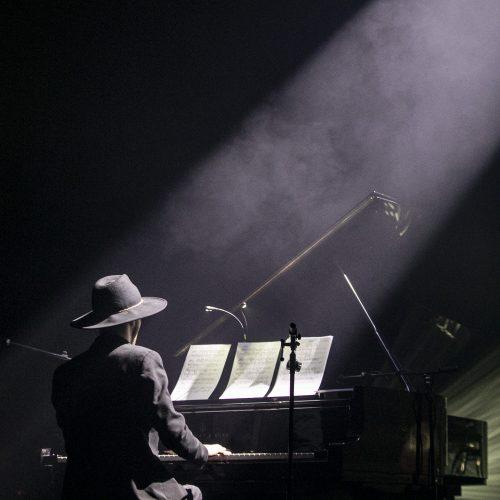 M. Linkytės koncertas Vilniuje  © P. Peleckio / Fotobanko nuotr.