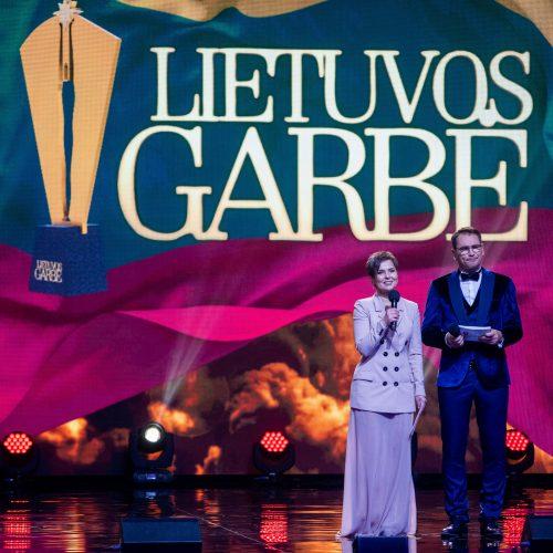 """Nacionaliniai apdovanojimai """"Lietuvos garbė"""""""