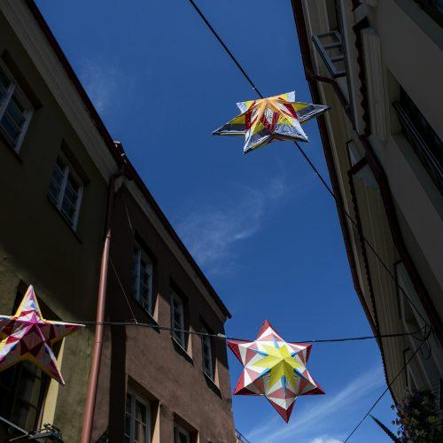 """Projekto """"Atostogos Vilniuje"""" pristatymas  © P. Peleckio / Fotobanko nuotr."""