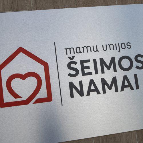 """""""Mamų unijos šeimų namų"""" atidarymas  © P. Peleckio / Fotobanko nuotr."""