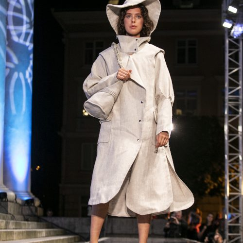 """Sustainable Fashion Week""  © P. Peleckio / Fotobanko nuotr."