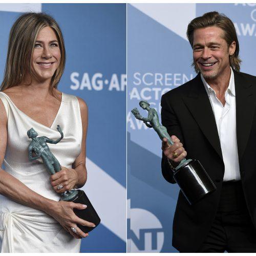 26-oji JAV Ekrano aktorių gildijos apdovanojimų ceremonija  © Scanpix nuotr.